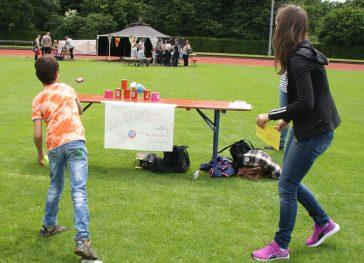 FunOlympics Freundeskreis Asyl Lörrach 05.06.2016