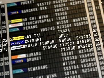 Flugreise Klimaschutz