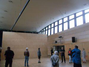 Turnhalle in Holzbauweise