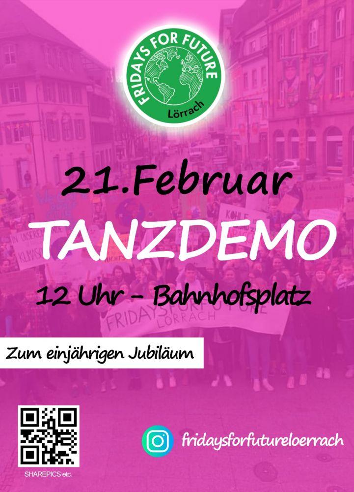 Klimastreik 2020-02-21