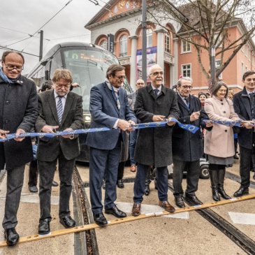 Tram Straßenbahn Kehl