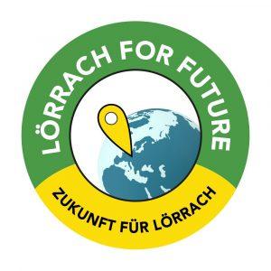 Logo ParentsforFuture Lörrach entwickelt von Spiel-Sinn Design Lörrach