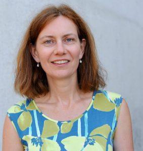Portrait Isabell Schäfer-Neudeck