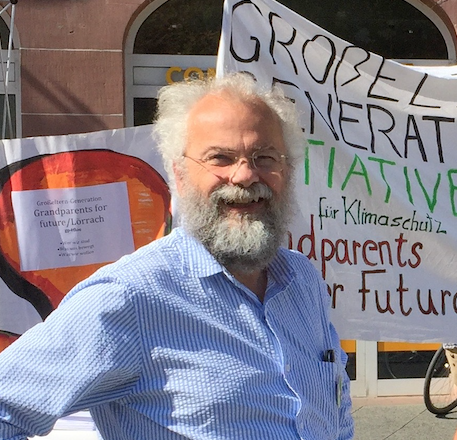 Hanno Langen Unicef Grandparents for future
