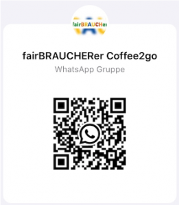 WhatsApp Gruppe Coffee2go