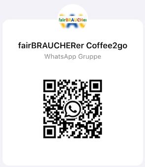 WhatsApp Gruppe Coffee2go