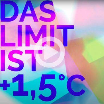 Limit 1,5°C