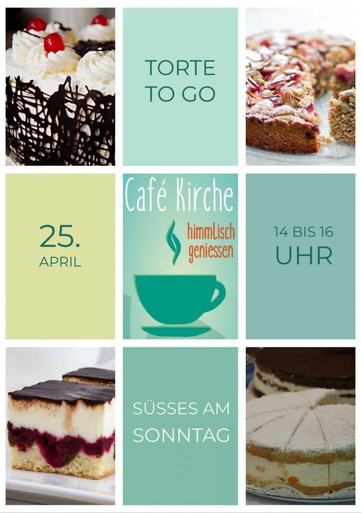 Flyer Torte to go